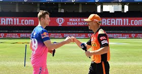 IPL 2020 RR vs SRH Match 40: Preview, Playing XI Predictions, weather report