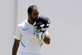 The advice from Ravi Shastri that helped Hanuma Vihari succeed in West Indies