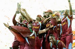 West Indies Win T20 World Cup 2012